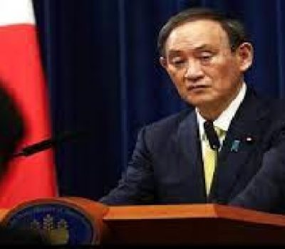 Japan's PM Suga thanks people for safe Olympics
