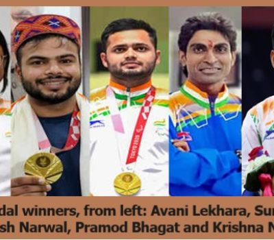 Paralympians make India proud with 19 medals